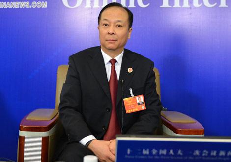 天津市人民检察院检察长于世平图片