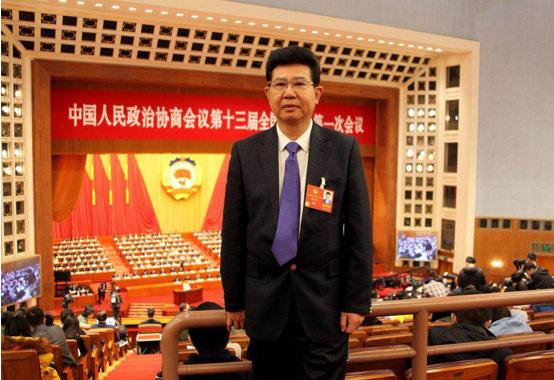 全国政协委员张桂平:设立民营企业精准扶贫基金